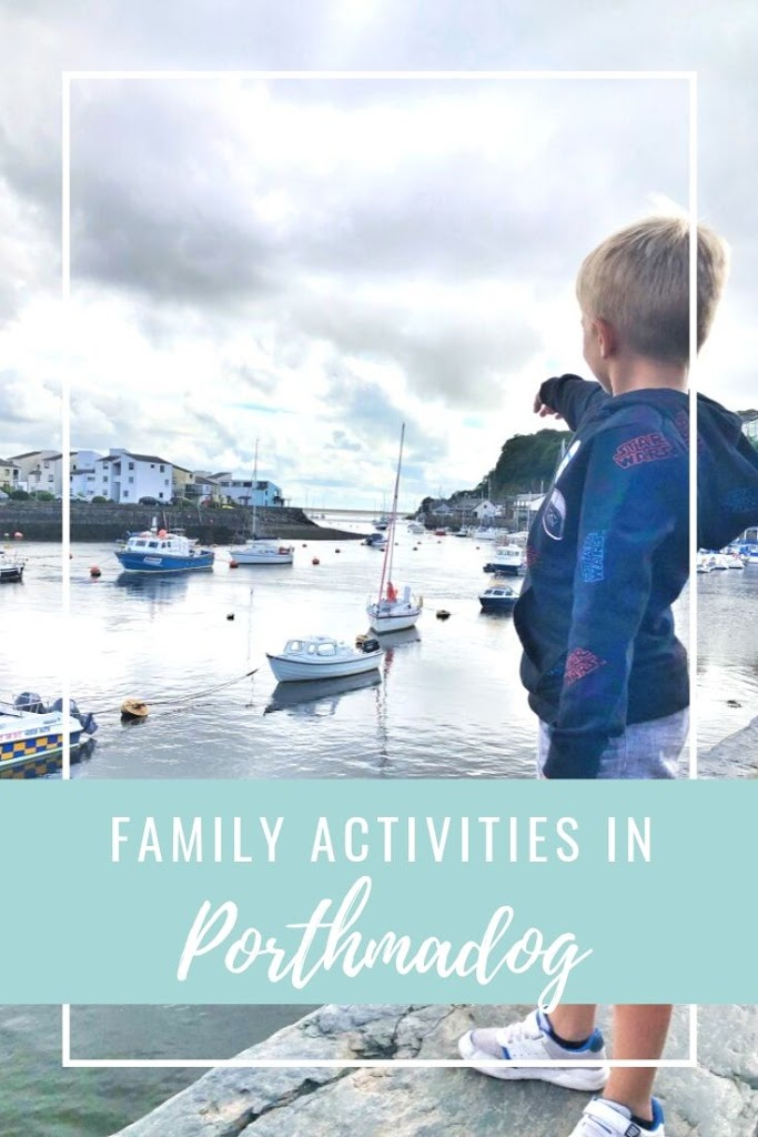 family activities in porthmadog